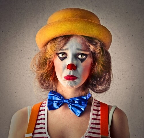 Effects of creepy clowns phenomenon  on real clowns gigs