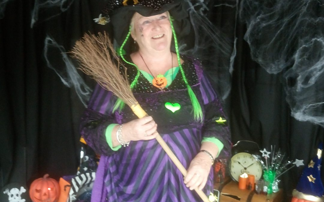 For Halloween meet Hilda the hilarious learner witch